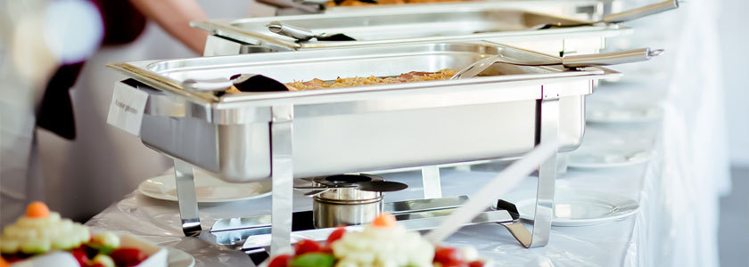Chafing Dish & système thermochauffant