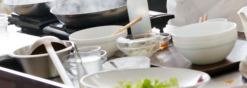 Mat riel de cuisine univers service non alimentaire for Materiel de cuisine en ligne