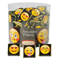 "Chocolats napolitains ""Emoticônes"""