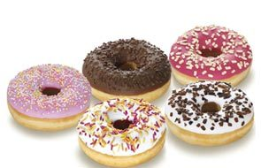 Art. n° 22761, Assortiment de donuts