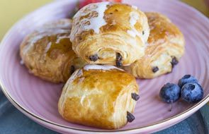 Art. n° 631, Mini pain au chocolat