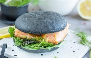 Art. n° 1845, Black Gourmet Burger