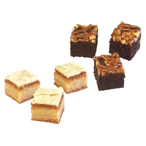 Micro Brownie et Blondie-Box