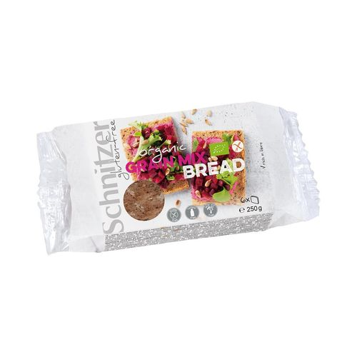 "Bio Grain Mix ""Bread"", sans gluten"