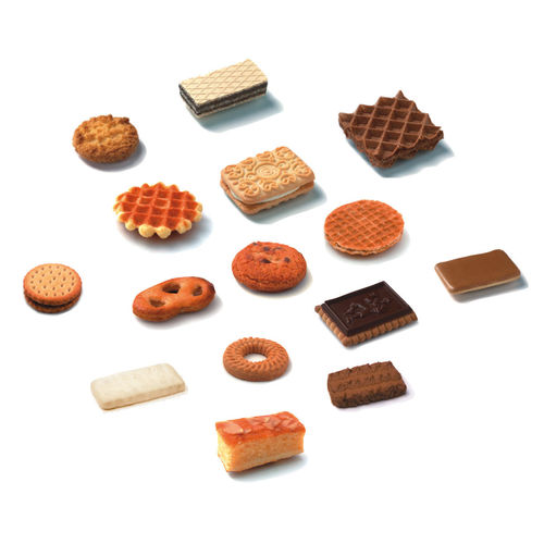 "Assort. petits biscuits ""Box traditionnel"""