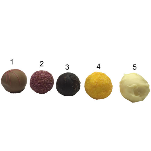 EDNA Assortiment mini-truffes