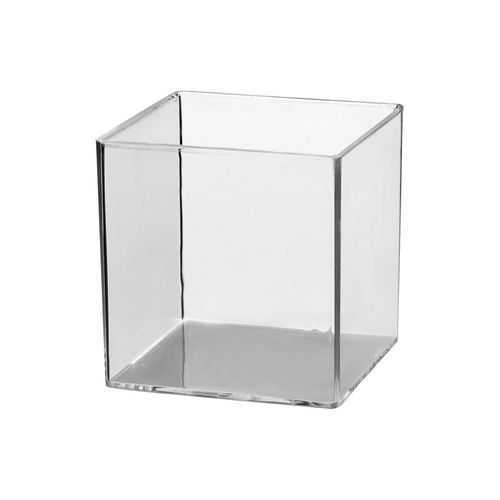 "Verrine ""Mini Cube"", transparent"