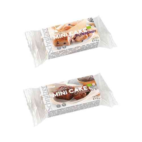 "Assortiment ""Mini cake Bio**"", sans gluten"
