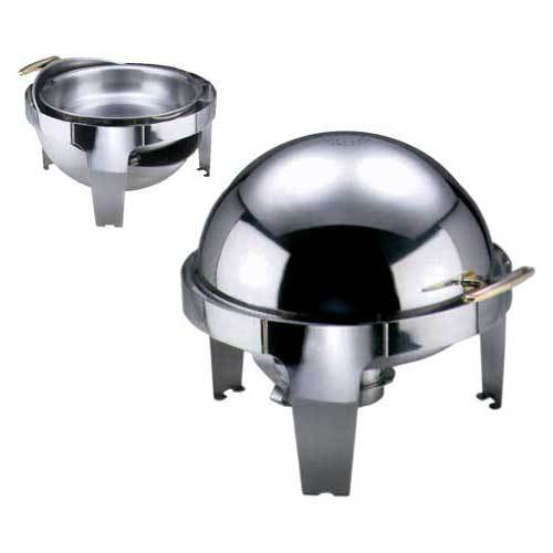 Chafing Dish couv. Roll Top cloche