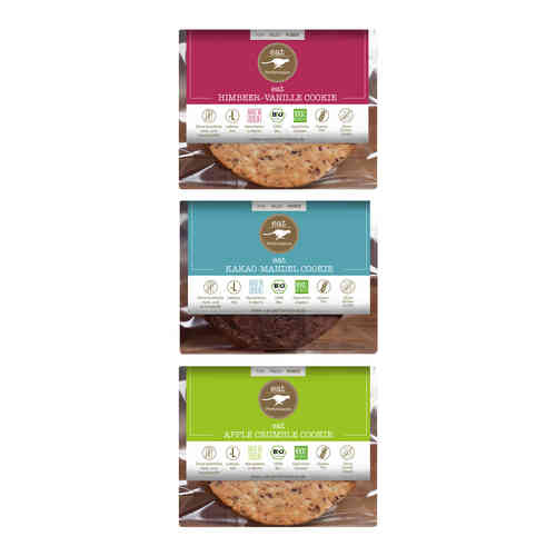 "Assortiment Cookies Bio** ""Paleo"""
