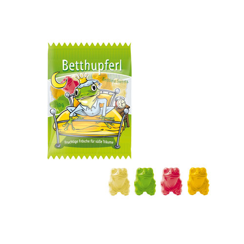 "Chewing gum aux fruits ""Betthupferl"""